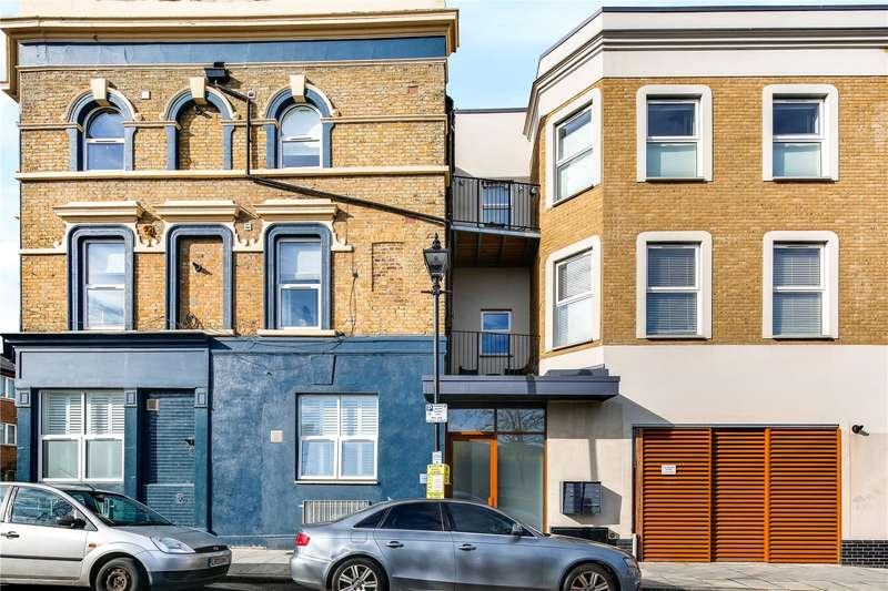 1 Bedroom Flat For Sale In Wendon Street, London, E3