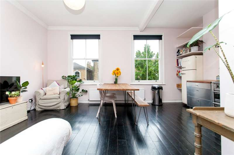 1 Bedroom Flat For Sale In Greenwood Road, London, E8