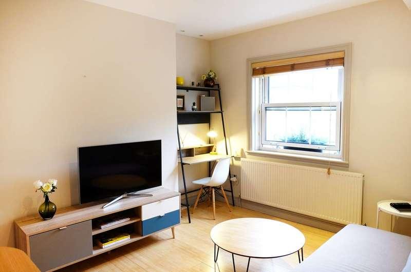 1 Bedroom Flat For Sale In Herbrand Street, London, WC1N