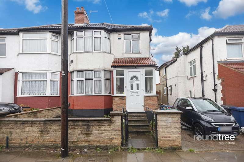 4 Bedroom House For Sale In Dallas Road, London, NW4