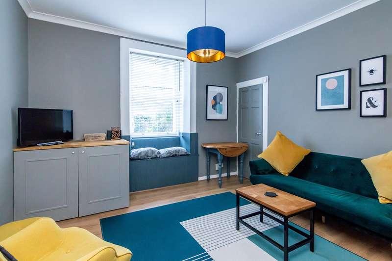 1 Bedroom Flat For Sale In Shaws Street, Edinburgh, EH7