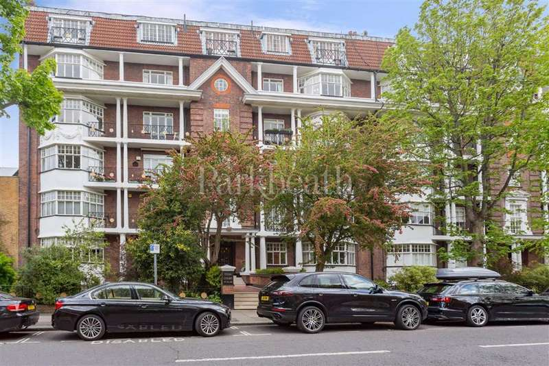 4 Bedroom Flat For Sale In Eton Avenue, London, NW3