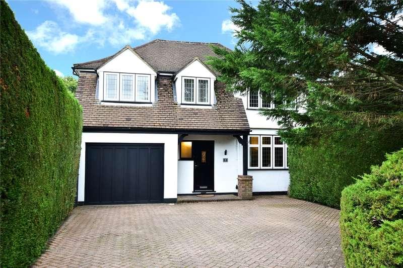 4 Bedroom Detached For Sale In The Ridgeway, Watford ...