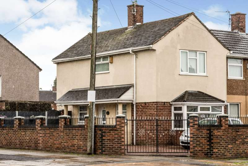 Houses for sale & to rent in Kirkby Central, Liverpool