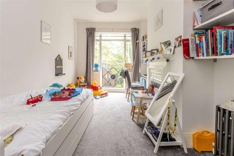 2 Bedroom Flat For Sale In Eton Avenue, London, NW3
