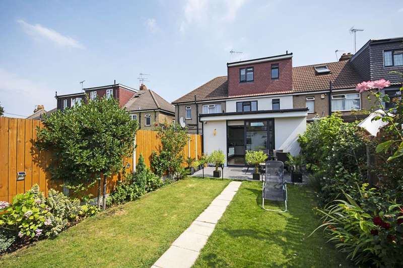 4 Bedroom House For Sale In Clitterhouse Road, London, NW2