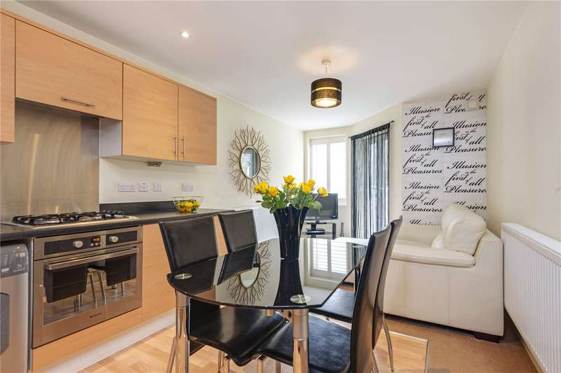 1 Bedroom Flat For Sale In Malvern Road, London, NW6