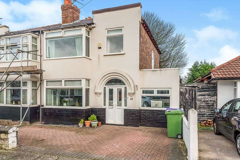 Houses for sale & to rent in L12 4ZB, General Drive,,Yew Tree, Liverpool