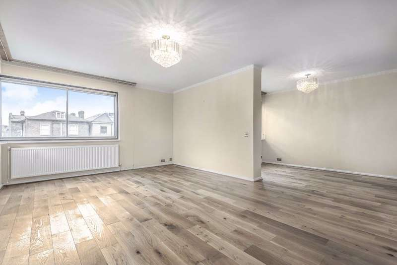 3 Bedroom Flat For Sale In Loudoun Road, London, NW8