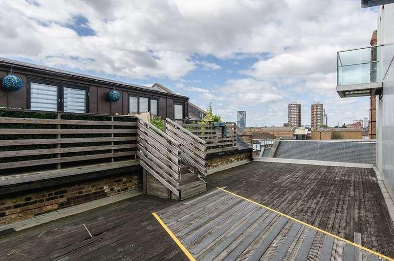 1 Bedroom Flat For Sale In Tower Bridge Road, London, SE1
