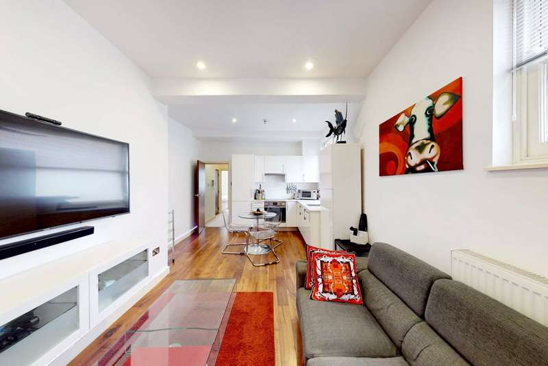 2 Bedroom Flat For Sale In Bell Street, London, NW1