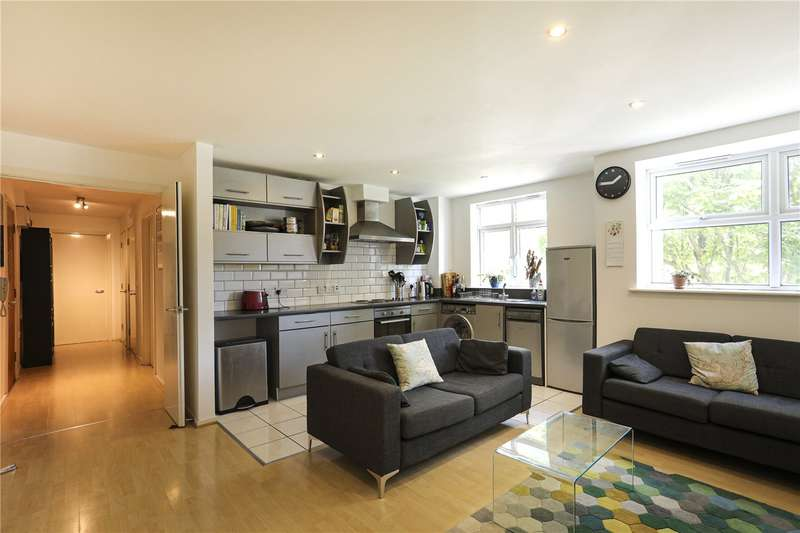 2 Bedroom Flat For Sale In Drayton Park, London, N5