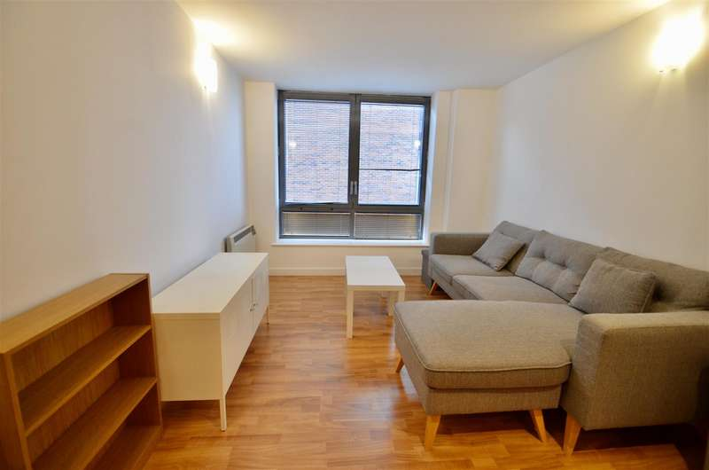 1 bedroom apartment flat for sale in the hicking building